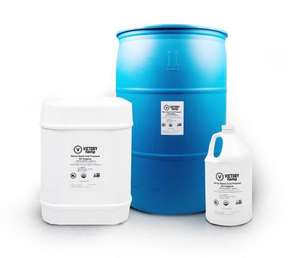 bulk hemp oil