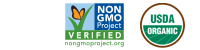 ok kosher certification, USDA organic certified, Non-GMO project verified hemp