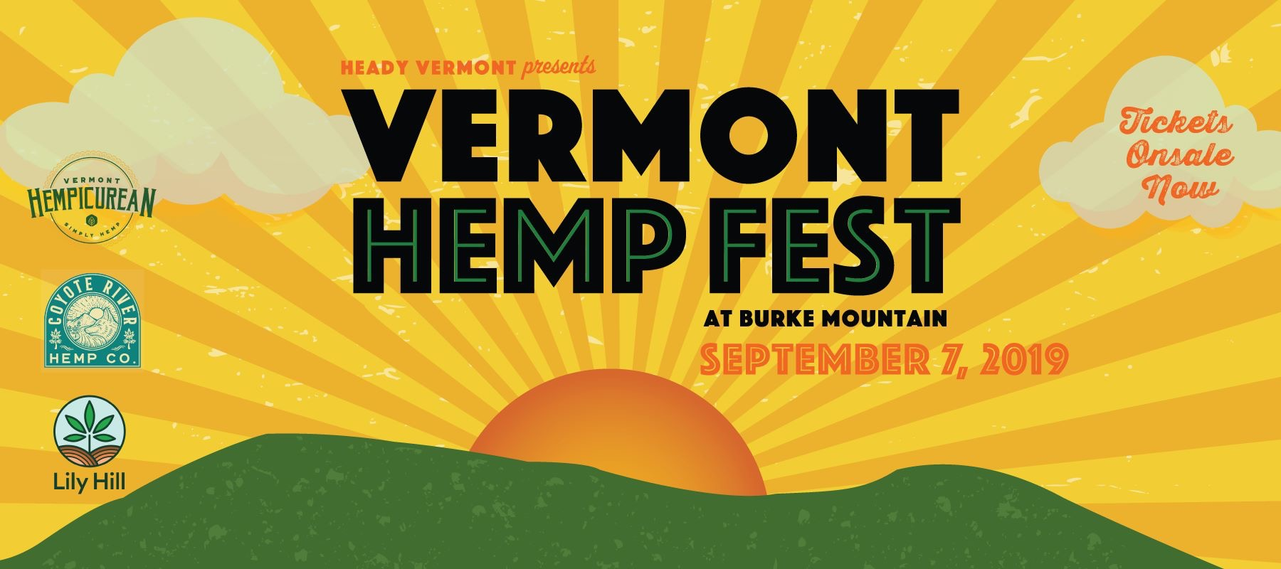 Vermont Hemp Fest 2019